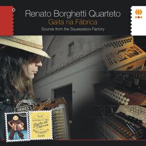 Renato Borghetti Quarteto Foto artis