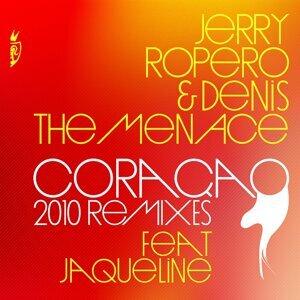 Jerry Ropero & Denis The Menace Foto artis