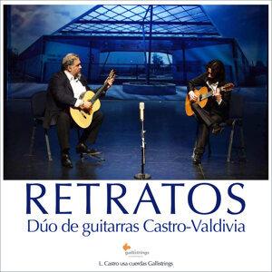 Dúo de guitarras Castro - Valdivia Foto artis