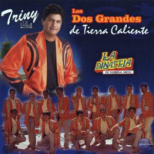 Triny y La Leyenda, La Dinastía de Tuzantla, Mich. Foto artis