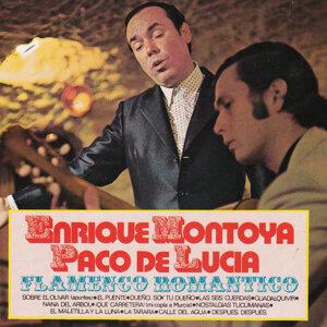 Enrique Montoya, Paco de Lucia Foto artis