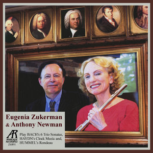 Eugenia Zukerman, Anthony Newman Foto artis