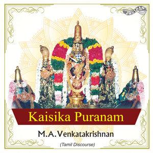 M. A . Venkatakrishnan Foto artis
