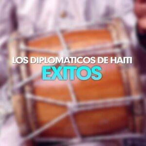 Los diplomáticos de Haití Foto artis