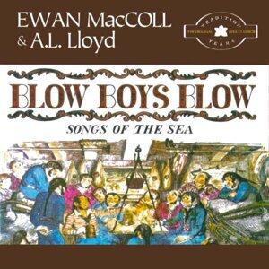 A.L. Lloyd, Ewan MacColl Foto artis