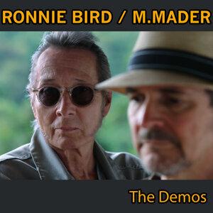 Ronnie Bird, M.Mader Foto artis