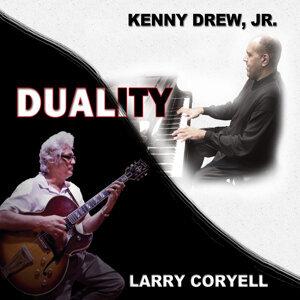 Larry Coryell, Kenny Drew, jr. Foto artis