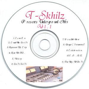 T-skhilz Foto artis