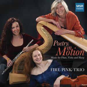 Fire Pink Trio Foto artis