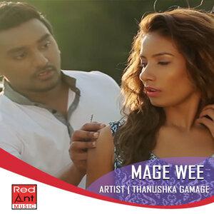 Thanushka Gamage Foto artis