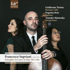 Guillermo Turina, Eugenia Boix, Tomoko Matsuoka Foto artis
