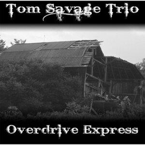 Tom Savage Trio Foto artis