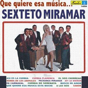 El Sexteto Miramar Foto artis