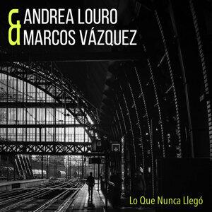 Andrea Louro & Marcos Vázquez Foto artis
