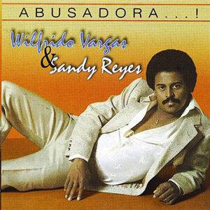 Wilfrido Vargas, Sandy Reyes Foto artis