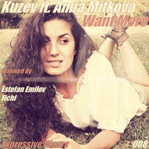 Kuzev featuring Anna Mitkova Foto artis