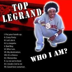 Top Legrand 歌手頭像