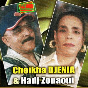 Cheikha Djenia, Hadj Zouaoui Foto artis
