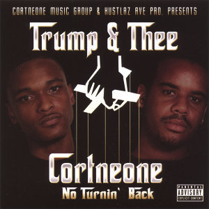 Trump and Thee Cortneone Foto artis