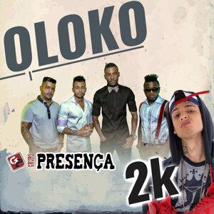 Grupo Presença Feat. Mc 2k Foto artis