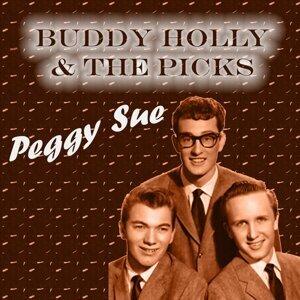Buddy Holly, the Picks Foto artis