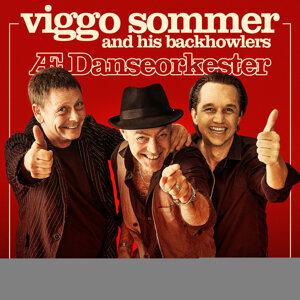 Viggo Sommer and his Backhowlers Foto artis
