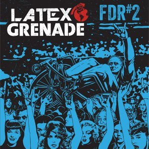 Latex Grenade Foto artis