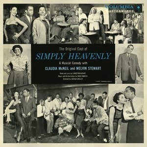 Original Broadway Cast of Simply Heavenly Foto artis