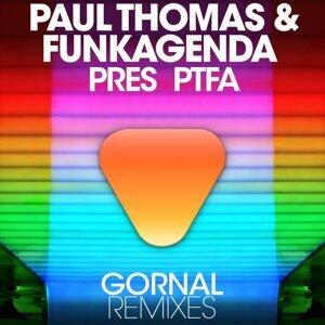 Paul Thomas & Funkagenda Presents PTFA Foto artis