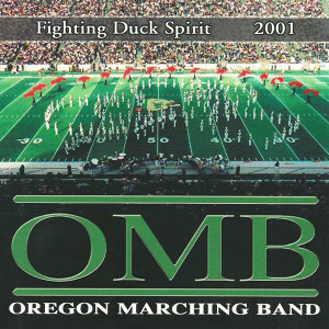 University of Oregon Marching Band Foto artis