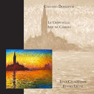 Luca Casagrande, Fulvia Leone Foto artis