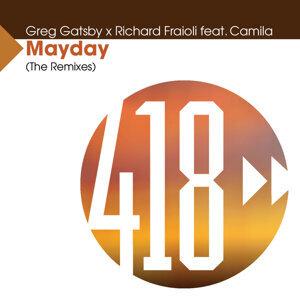 Richard Fraioli, Greg Gatsby, Camila Foto artis
