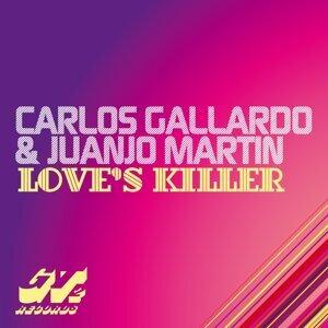 Carlos Gallardo, Juanjo Martin Foto artis