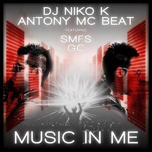 DJ Niko K, Antony Mc Beat Foto artis