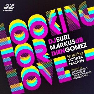 DJ Suri, Markus dB, Ivan Gomez Foto artis