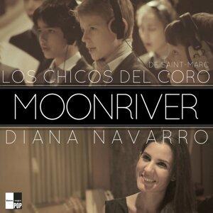 Los Chicos Del Coro De Saint Marc, Diana Navarro Foto artis