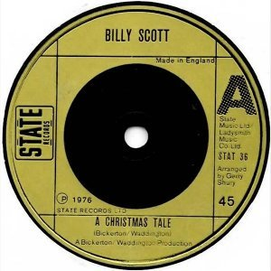 Billy Scott 歌手頭像