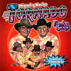 Miguel y Nacho Con Su Tornado Funky Band Foto artis