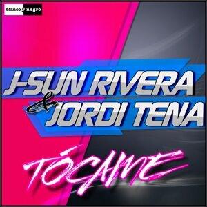 J-Sun Rivera, Jordi Tena Foto artis