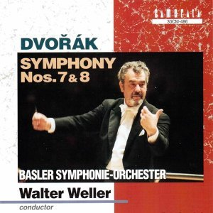 Walter Weller, Basler Symphonie-Orchester Foto artis