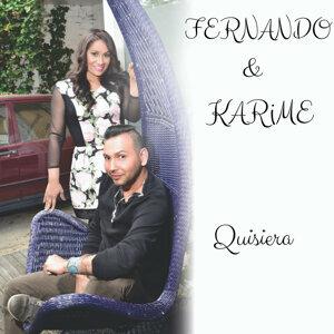 Fernando & Karime Foto artis