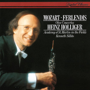 Heinz Holliger, Academy of St. Martin in the Fields, Kenneth Sillito Foto artis
