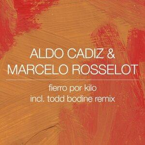 Aldo Cadiz, Marcelo Rosselot Foto artis