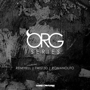 Renehell, Twist3d & Romanolito Foto artis