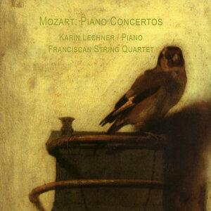 Franciscan String Quartet, Karin Lechner Foto artis