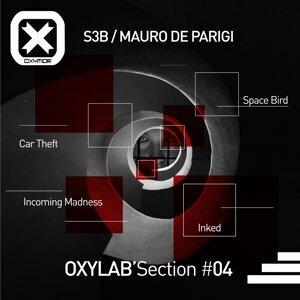 S3b & Mauro de Parigi Foto artis