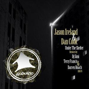 Jason Ireland, Dan Cook Foto artis