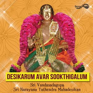 Sri Vandasadagopa Sri Narayna Yathendra Mahadesikan Foto artis