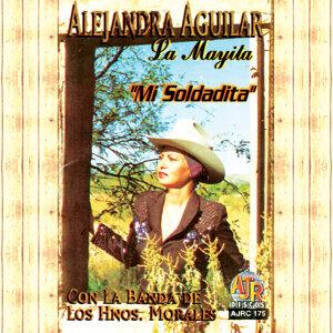 "Alejandra Aguilar ""La Mayita"" Foto artis"