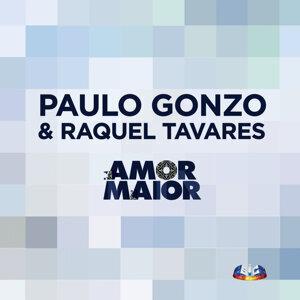 Paulo Gonzo, Raquel Tavares Foto artis